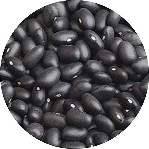 Glorious Inheriting Vendidos Alubia Negro con Blanco Nucleo de Tamano General con Neto Peso de 500 gramos