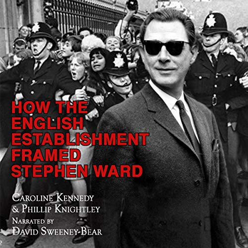 How the English Establishment Framed Stephen Ward  By  cover art