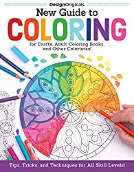 Colored Pencil Tutorials for Adult Coloring Books by Peta Hewitt