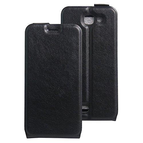 Litao-Case CN Hülle für Archos 50e Helium hülle Flip Leder + TPU Silikon Fixierh Schutzhülle Case 5
