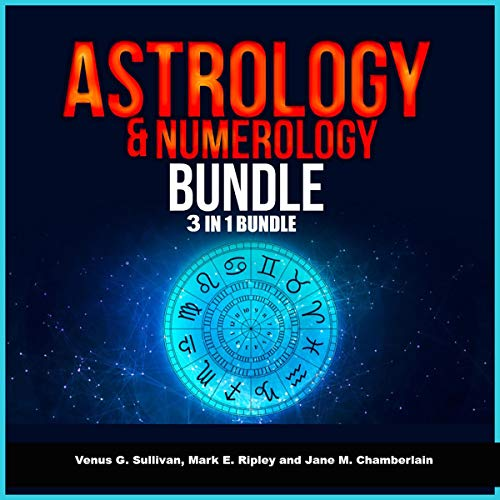 Astrology and Numerology Bundle cover art