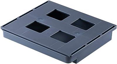 Cabilock Pudełko do przechowywania 1 szt. Under Desk Diverses organizer z szufladami, pudełko do przechowywania Home Offic...