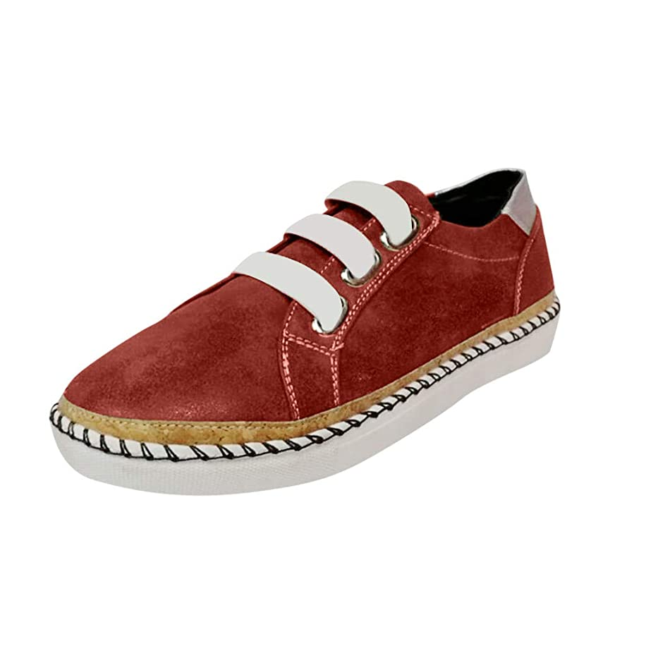 Sneakers for Women,? Hypothesis_X ? Women's Walking Sock Shoes Hollow-Out Round Toe Casual Sneakers srng7649808417
