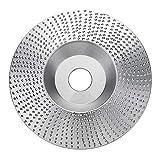 KingLan 4 Inch Extreme Shaping Disc Wolfram Carbid Holz Schleifen Schnitzscheibe Für Winkelschleifer