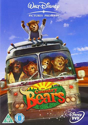 The Country Bears [Reino Unido] [DVD]