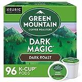 Green Mountain Coffee Roasters Dark Magic, Single-Serve Keurig K-Cup Pods, Dark Roast Coffee, 24 Count ( Pack Of 4 )