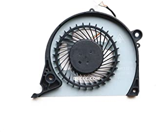DENGHUXIE Laptop Cooling Fan for DELL G7-7577 G7-7588 G5-5587 P72F Laptop CPU GPU Cooling Fan (CPU Fan - FJQS)