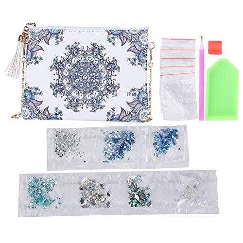 Bolso de pintura Diy, bolso de pintura 5d, diseño estético profesional, textura fina, bolso de pintura Diy para tienda, teléfono móvil