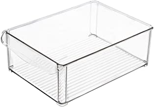 HUICHEN Kitchen Refrigerator Storage Box Food Container Plastic Fresh Spacer Layer Storage Rack Pull-Out Drawers Fresh Sor...