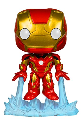 Funko Pop! - Bobble: Marvel: Avengers AOU: Iron Man (4777)