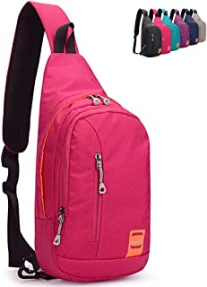 Small Sling Backpack Waterproof Unisex Shoulder Bag Chest Crossbody Daypack