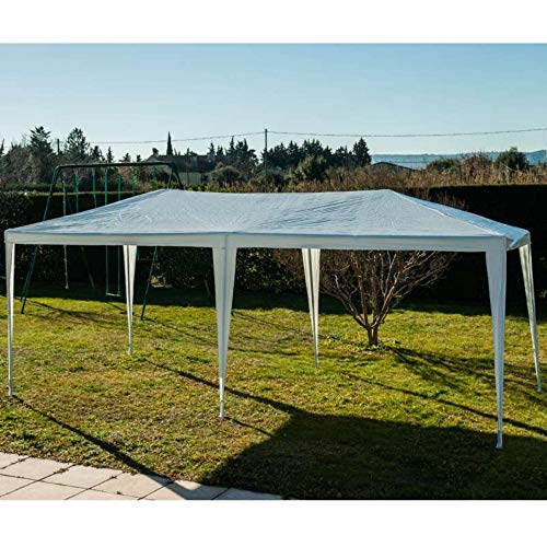 Provence Outillage 05338-tent reception wit 3 x 6 m