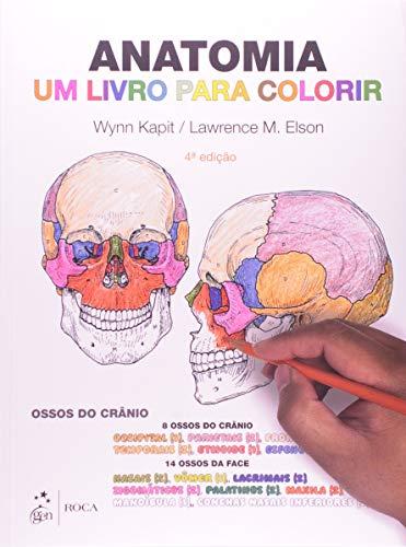 Anatomia - Um Livro para Colorir