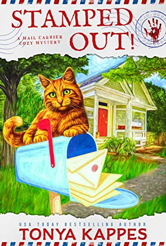 Stamped Out (A Mail Carrier Cozy Mystery Book 1) (English Edition)