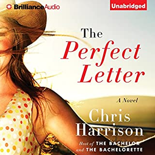 The Perfect Letter audiobook cover art