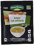 NaturGreen Sopa de Bulgur con Verduras Bio 40g