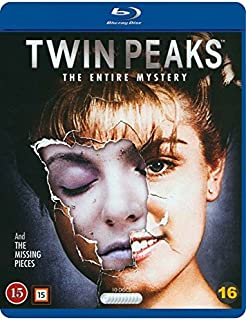 Twin Peaks - The Entire Mystery - 10-Disc Box Set ( Twin Peaks - Complete Series / Twin Peaks: Fire Walk with Me ) [ Blu-Ray, Reg.A/B/C Import - Denmark ]