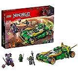 LEGO Ninjago - Le bolide de Lloyd - 70641 - Jeu de Construction