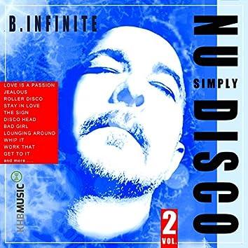 Simply Nu Disco, Vol. 2