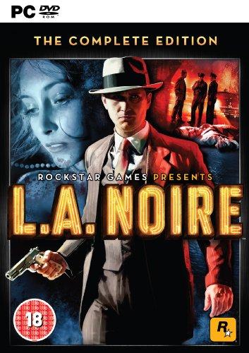 LA Noire Complete Edition Game PC