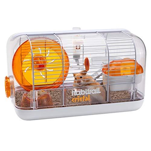 Habitrail Cristal Hamsterkäfig/Kleintierkäfig