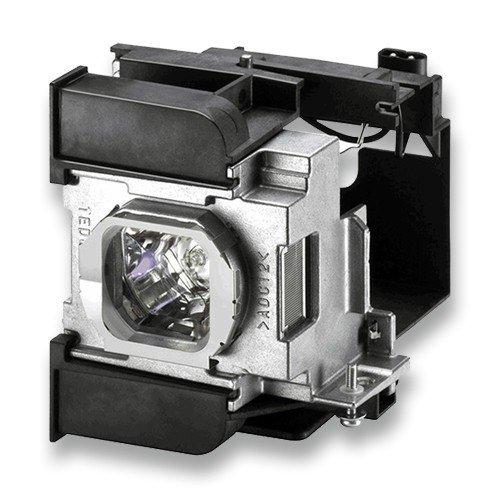 Alda PQ-Premium, Lámpara de proyector para PANASONIC PT-AT5000 Proyectores, lámpara con Carcasa