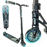 MADD MGP Gear MGX Pro - Patinete para acrobacias (80 cm de altura, 120 mm, ruedas huecas, pegatinas Fantic26), color...
