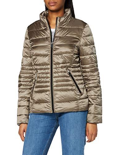 GERRY WEBER Edition Womens Outdoorjacke Nicht Wolle Jacket, Dunkel Taupe, 38