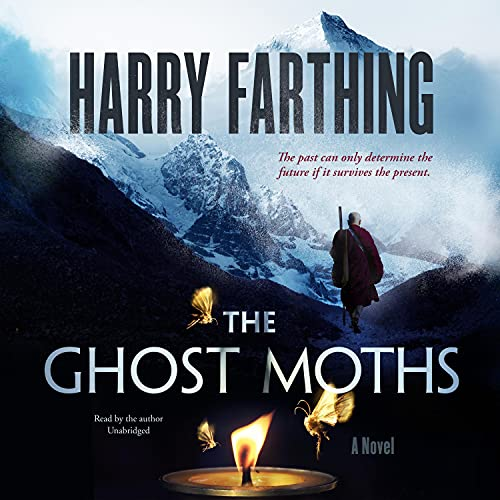 The Ghost Moths Audiobook By Harry Farthing cover art