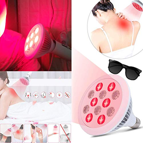 Review Of Red Light Therapy Lamp,36W Infrared Light Therapy Device for Face Body Skin Pain Relief Su...