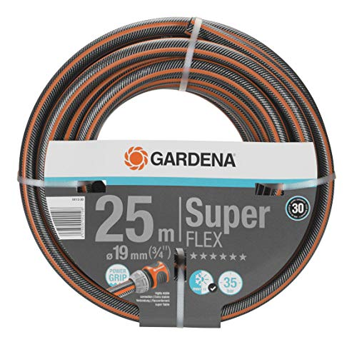 Tuyau d'Arrosage Premium Superflex 19 mm de Gardena (3/4\