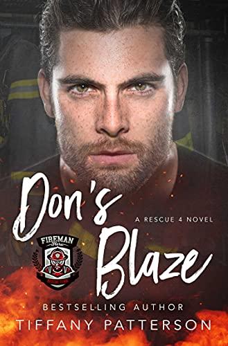 Don's Blaze (Rescue Four Book 4) (English Edition)