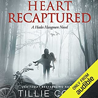 Heart Recaptured                   Written by:                                                                                                                                 Tillie Cole                               Narrated by:                                                                                                                                 Bunny Warren,                                                                                        Biff Summers,                                                                                        J.F. Harding                      Length: 12 hrs and 51 mins     3 ratings     Overall 4.3