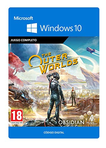 The Outer Worlds | Windows 10 PC - Código download