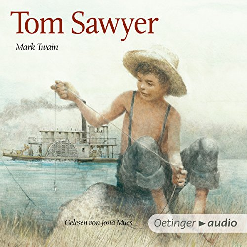 Page de couverture de Tom Sawyer