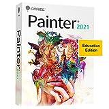 Corel Painter 2021 Education Edition | Digital Painting Software | Illustration, Concept, Photo and Fine Art [PC/Mac Keycard]