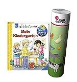 Ravensburger Junior Buch 2-4 Jahre | Mein Kindergarten +