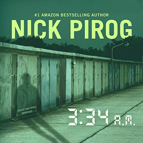 3:34 a.m. audiobook cover art