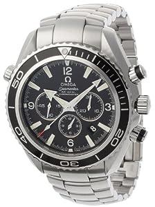Omega Men's 2210.50.00 Seamaster Planet Ocean Automatic Chronometer Chronograph Watch image