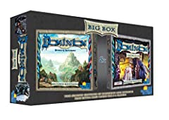 Contains Dominion: 2nd Edition and Dominion: Intrigue 2nd Edition Contains additional base cards to allow 2-6 players 30 minute playing time Compatible with all Dominion expansions
