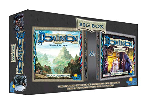 Dominion Big Box 2nd Edition - English