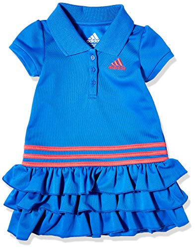 adidas Baby Girls Active Polo Dress