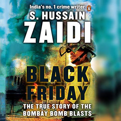 Black Friday cover art
