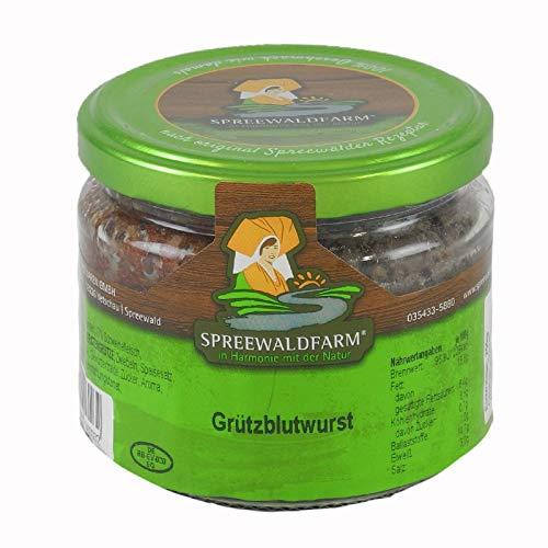 Original Spreewälder Grützblutwurst (250 g)