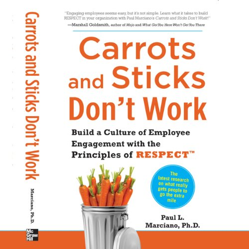 Carrots and Sticks Don't Work cover art