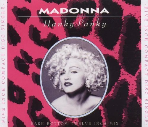 Hanky Panky Single Edition by Madonna (1990) Audio CD