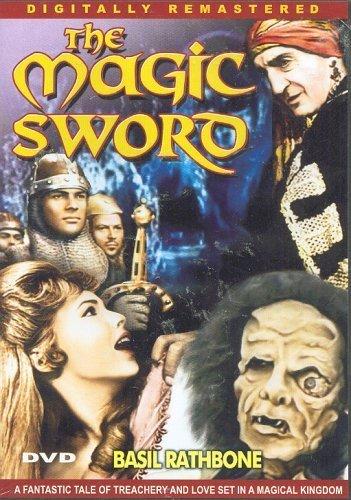 The Magic Sword [Slim Case]