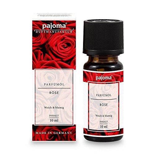 "pajoma Parfümöl \""Rose\"", 10 ml, feinste Parfümöle in Geschenkverpackung"