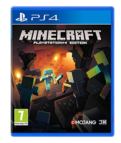 Minecraft - PlayStation 4 (Ps4) Deutsche Sprache