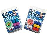 Putty Buddies (3er Pack (Farbe kann variieren) (4er Pack (12 Paar), Rot, Gelb & Blau (nicht schwimmend))